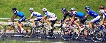 """Wyścig kolarski """"szukamy następców Olimpijczyków"""""""
